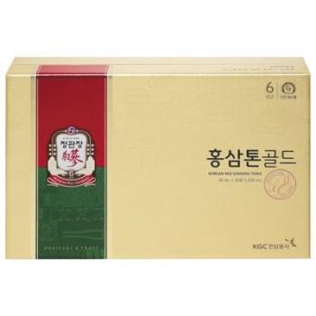 Nước hồng sâm cao cấp KGC Tonic Gold  40ml X 30 Gói