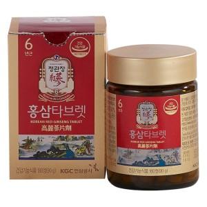 Viên Nén bột Hồng Sâm KGC Cheong Kwan Jang Powder Tablet 90g 180 viên