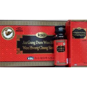 An cung Hàn Quốc dạng nước hộp 10 chai 50 ml