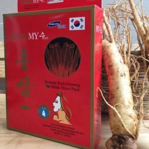 Mặt Nạ Dưỡng Da Nhân Sâm Collagen Hàn Quốc