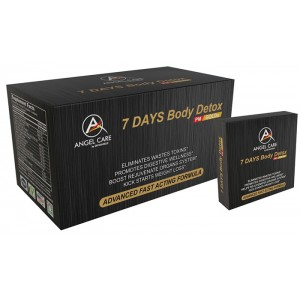 7 Days Body Detox Thanh Lọc Giải Độc Cơ Thể