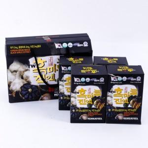 Tinh chất tỏi đen Korean Black Garlic Extract Taewoong 70ml x 30 Gói