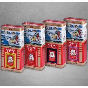 Hồng Sâm Củ Khô Hộp Thiếc KGC 75g 20PCS Chính Phủ Cheong Kwan Jang Hàn Quốc