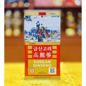 Hồng Sâm Khô WooShin Loại 150g Hàn Quốc