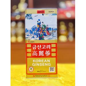 Hồng Sâm Khô WooShin Loại 600g Hàn Quốc