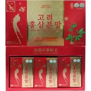 Bột Hồng Sâm Hàn Quốc 60g x 3 Lọ