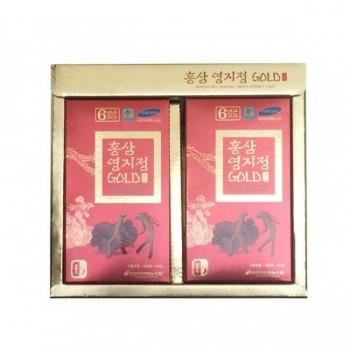 Cao Hồng Sâm Linh Chi Hàn Quốc Pocheon 240g x 2 lọ - TPCN