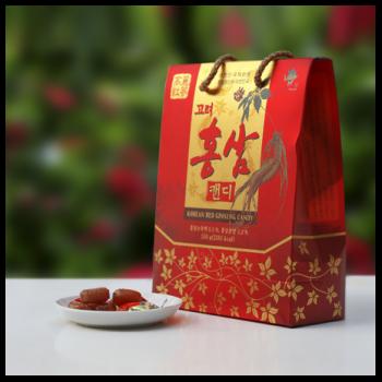 Kẹo Hồng Sâm KGS Hàn Quốc 550g