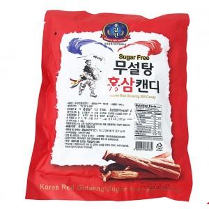Kẹo hồng sâm không đường sugar free 365 candy