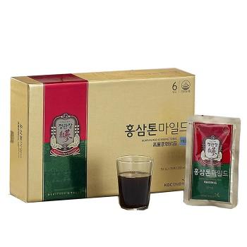Nước Uống Bổ Dưỡng Hồng Sâm Mild 60 Gói KGC