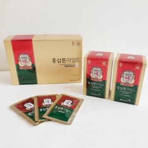 Nước Hồng Sâm Dạng Gói KGC Cheong Kwan Jang Tonic Tonic Origin (60 Gói)