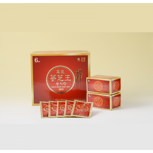 Nước Hồng Sâm Linh Chi KGS Cao Cấp (60 Gói)