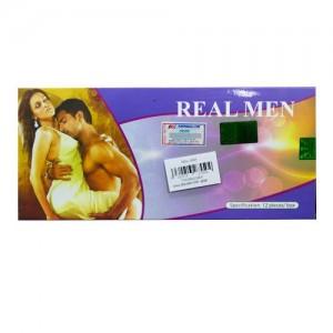 Hỗ Trợ Tăng Cường Sinh Lý Nam Giới -Real Men