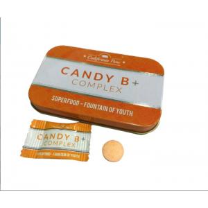 Kẹo Candy B+ Complex Mỹ Chính Hãng Tăng Cường Sinh Lý