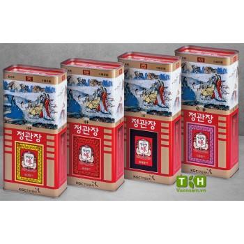 Hồng Sâm Củ Khô Hàn Quốc KGC 150g PCS30