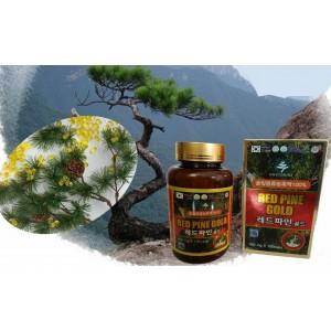 Viên tinh dầu thông đỏ Hàn Quốc Red Pine Gold 100 Viên