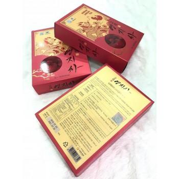 Trà Linh Chi Đỏ Pocheon Hyolim 100 Gói