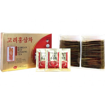 Trà Hồng Sâm Hàn Quốc KGS Loại 3g x 50 Gói