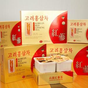 Trà Hồng Sâm Hàn Quốc KGS Loại 3g x 100 Gói