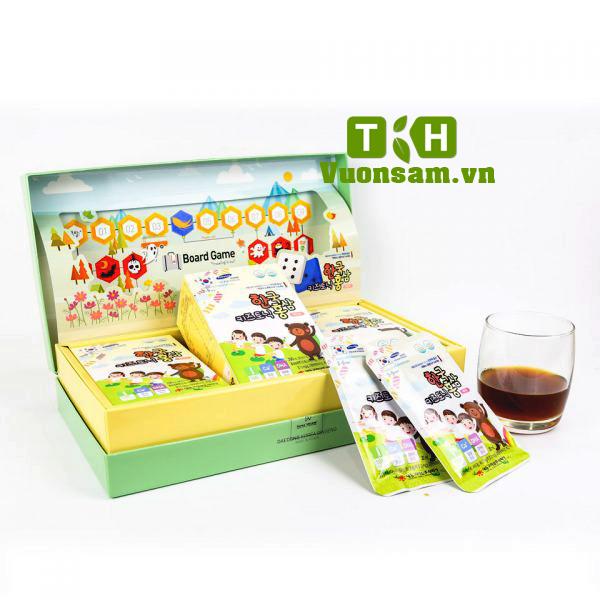 Hồng Sâm Trẻ Em 2 - 5 Tuổi Korean Red Ginseng Baby