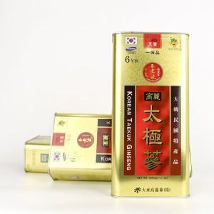 Thái cực sâm củ khô 600gr Daedong - Taekuk Ginseng size 40
