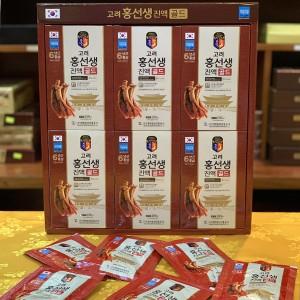 Nước Hồng Sâm Hàn Quốc DAEHAN 70ml x 24 Gói