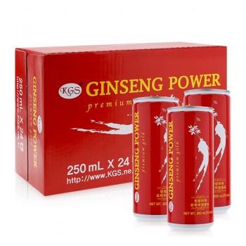 Nước Tăng Lực Hồng Sâm Hàn Quốc Ginseng Power