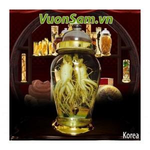 Bình Rượu Sâm Hàn Quốc Đặc Biệt