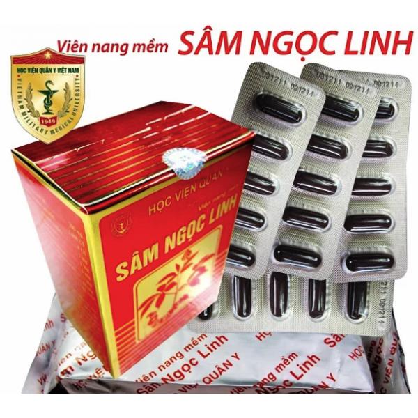 Viên Nang Sâm Ngọc Linh