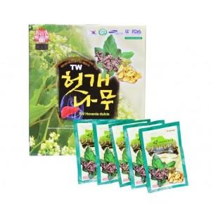 Nước Mát Gan Giải Rượu Hàn Quốc Teawoong 30 gói