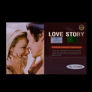 Hỗ Trợ Tăng Cường Sinh Lý Nam -Ngọc Đế Hoàn (Love Story)