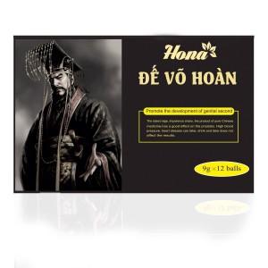 Tăng Cường Sinh Lý Nam - Đế Võ Hoàn (9g x 12v)