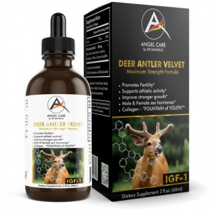 Tinh Chất Lộc Nhung Agel Care Deer Antler Velvet