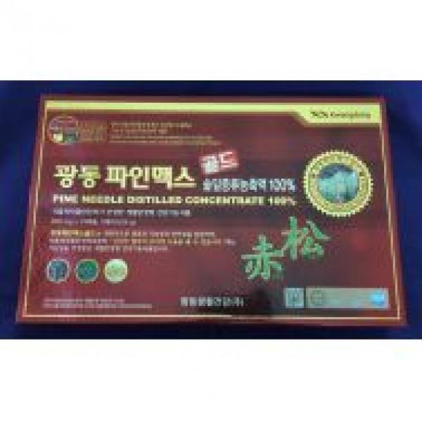 Viên Tinh Dầu Thông Đỏ Hàn Quốc Kwangdong 120 Viên