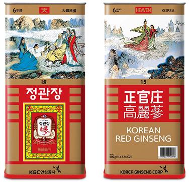 Thiên sâm Hàn Quốc